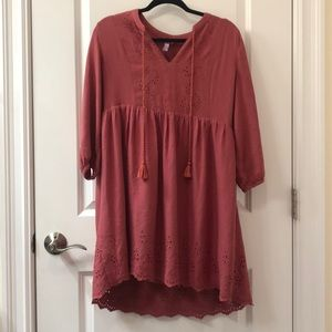 Pink Francesca's Dress